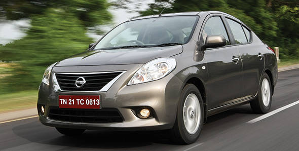 Nissan Sunny diesel launched in India