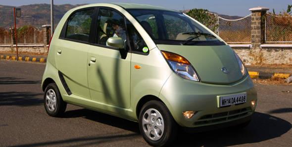 Tata Motors replacing starter motors on old Nanos
