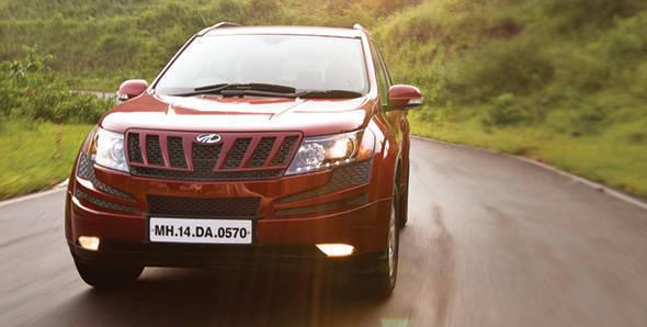 Mahindra XUV500 Roadtest