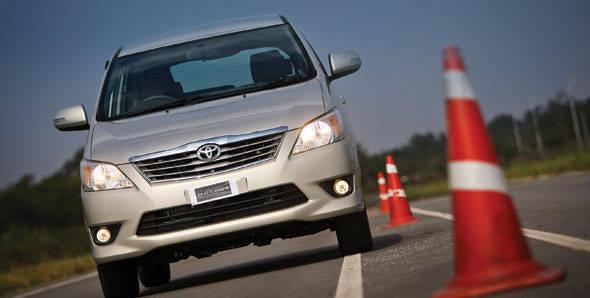 2012 Toyota Innova first drive