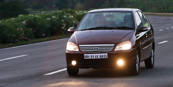 Tata Indigo eCS First Drive