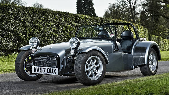 Caterham 7 Roadster first drive