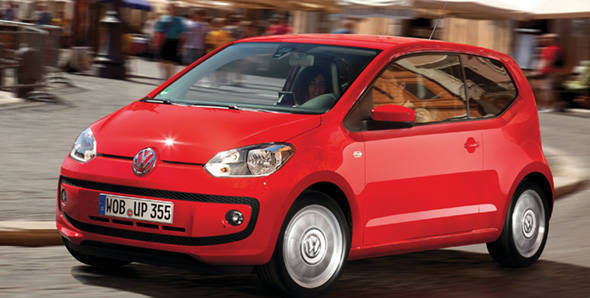 2013 Volkswagen Up! first drive