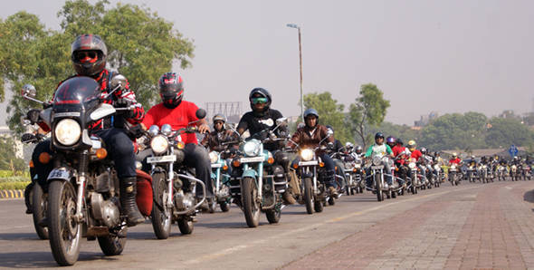 The 2011 Ride for Safety Rally spreads a good message