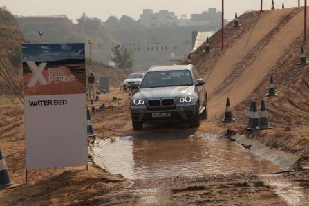 BMW Xperience with BMW SUVs