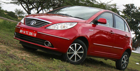 2011 Tata Indica Vista first drive