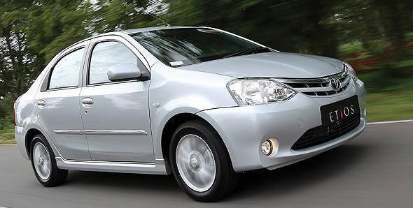 Toyota Etios diesel first drive