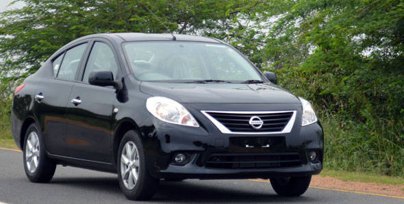 Nissan Sunny diesel first drive