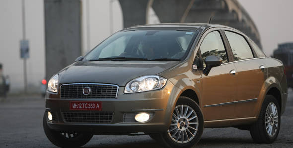 2012 Fiat Linea and Punto first drive
