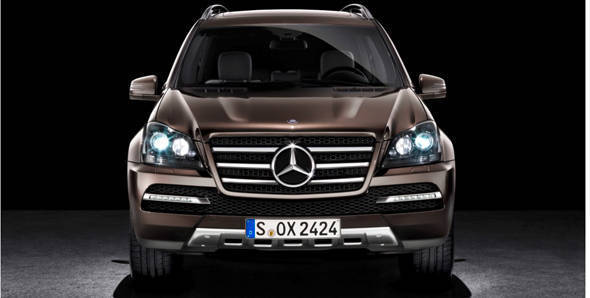 Mercedes-Benz India launches the GL 'Grand Edition'