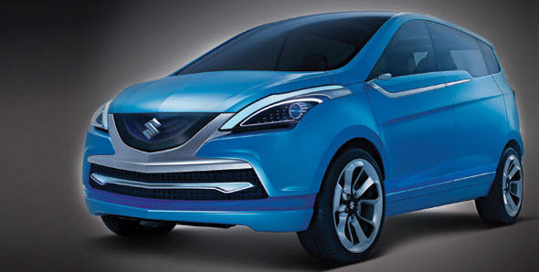 2012 Auto Expo - Maruti Ertiga: What we know so far