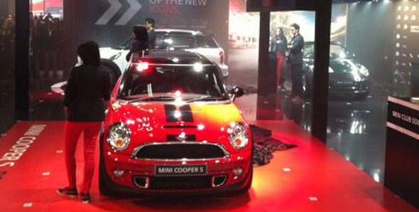 Auto Expo 2012 - Mini launched in India