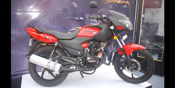 2012 Auto Expo – Vibgyor announces plans for 225cc and 325cc bikes