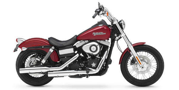 Auto Expo 2012 - Harley-Davidson's Street Bob & Super Glide now as CKDs