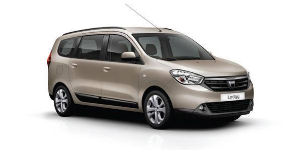 Dacia Lodgy MPV may come to India