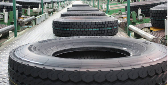 Apollo's Chennai manufacturing unit produces its millionth truck-bus radial tyre