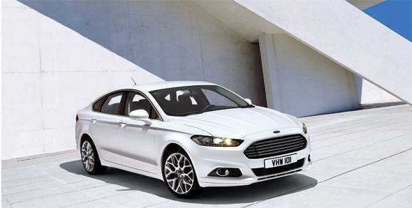 New Ford Mondeo set for India in 2013
