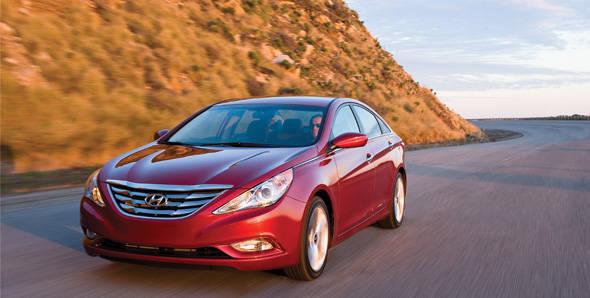 2012 Hyundai Sonata first drive