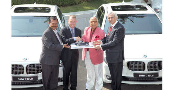 Leela hotels to drive on BMWs