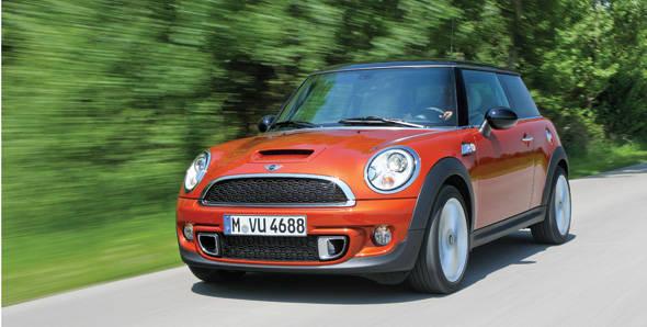 Mini Cooper first drive