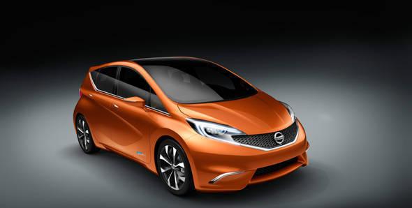 Nissan Invitation concept unveiled