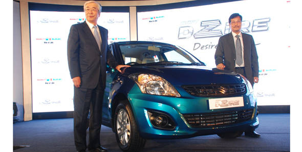 All new Swift Dzire launched, shocking prices
