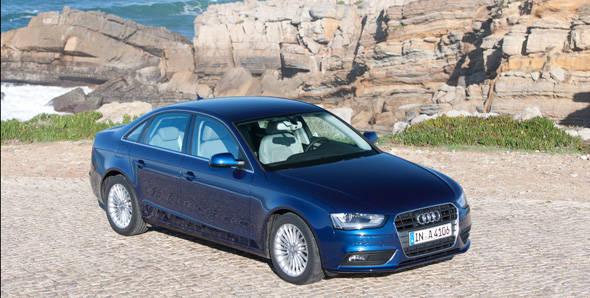 2012 Audi A4 first drive