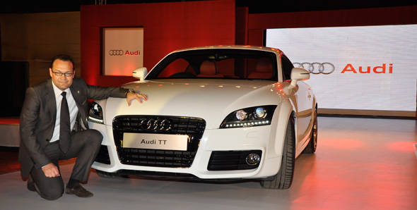 New Audi TT comes to India