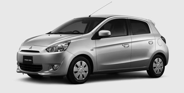 Mitsubishi eyeing small car market
