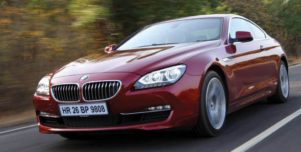 BMW 640d road test