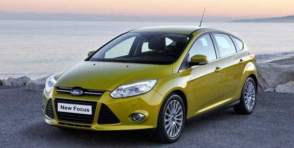Exclusive! Ford Focus driven with the 1.0L EcoBoost engine to be seen in EcoSport in India