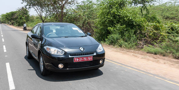 2012 Renault Fluence dCi 110 E4 road test