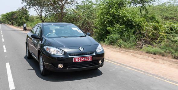 Renault Fluence E4 dCi