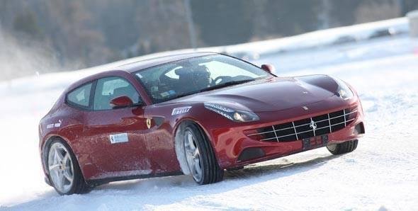 2012 Ferrari FF first drive