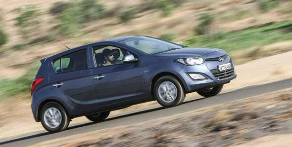 Hyundai 'i-Gen' i20 road test