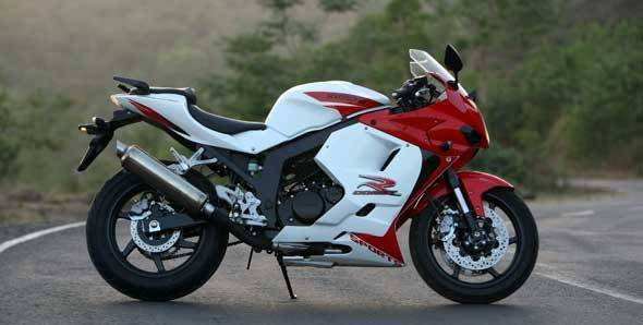 Hyosung launches the GT250R in India