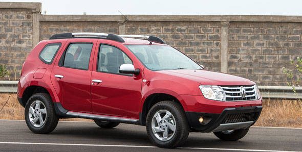 2013 Renault Duster in India first drive