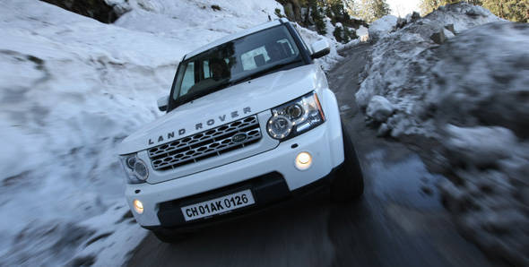 Jaguar Land Rover considering setting up a manufacturing plant in India