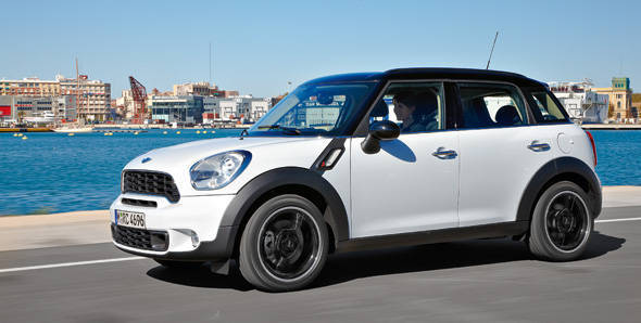 Mini Countryman first drive