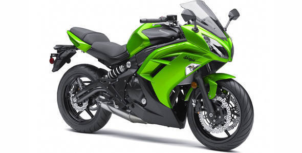 2012 Kawasaki Ninja 650R coming to India soon