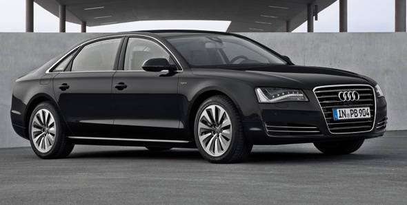 New engines for Audi A8 and Q7 in 2013