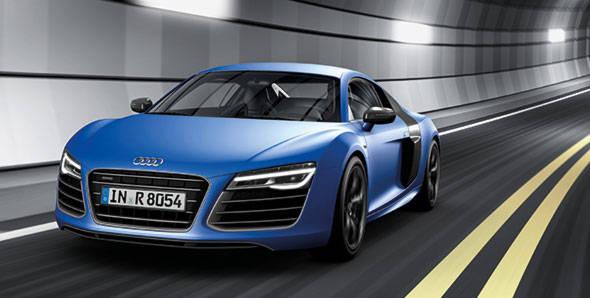 Unveiled – 2013 Audi R8