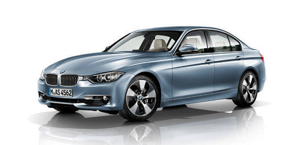 BMW ActiveHybrid 3 with 340PS showcased