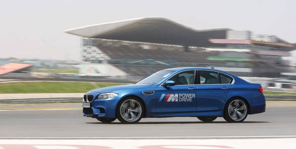 2012 BMW M5 first drive