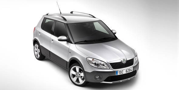 Skoda to increase car prices from August 2012