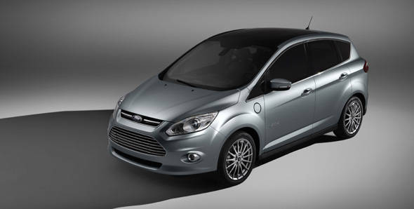 Ford C-Max Energi claims 40kmpl