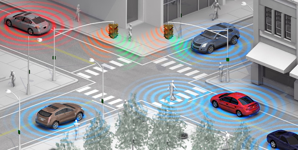 GM developing Wifi-based pedestrian detection technology