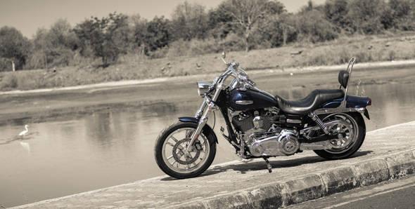 2012 Harley-Davidson Dyna Super Glide Custom FXDC road test