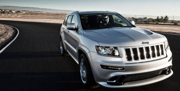 2012 Jeep Grand Cherokee first drive