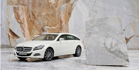 Mercedes-Benz CLS Shooting Brake unveiled